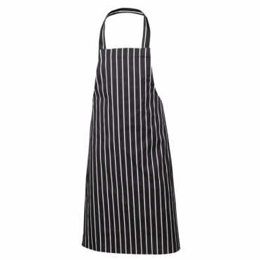 Navy Butchers Bib Apron