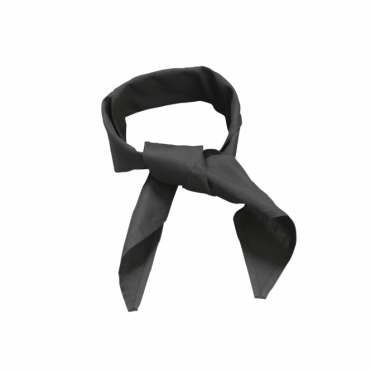 Genware Chef Neckerchief Black