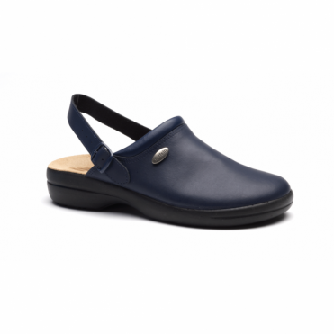 FlexLite Unisex Mule with Plain Upper & Heel Strap