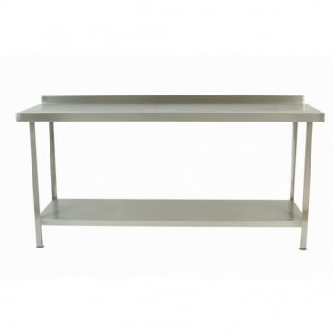 Stainless Steel Table with 1 Undershelf