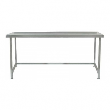 Stainless Steel Table with No Undershelf (Void)