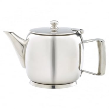 Stainless Steel Premier Teapot 600ml 20oz