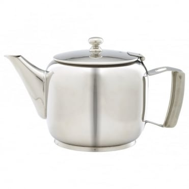 Stainless Steel Premier Teapot 1200ml 40oz