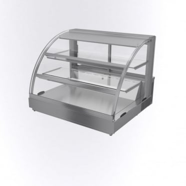 Vision Chilled Back Service Counter Top Display VCCT2