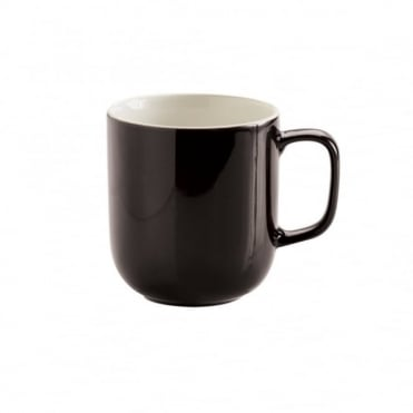 14oz Gloss Black Mug | Pack of 12