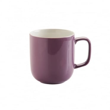 14oz Gloss Brights Purple Mug | Pack of 12