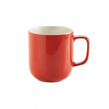 14oz Gloss Coral Mug | Pack of 12