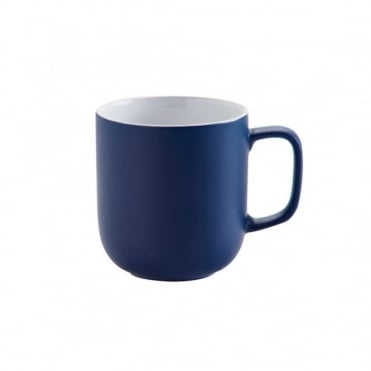14oz Matt Navy Mug | Pack of 12