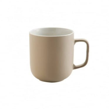 14oz Matt Taupe Mug | Pack of 12