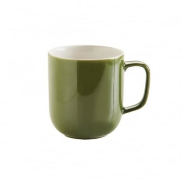 14oz Gloss Olive Green Mug | Pack of 12