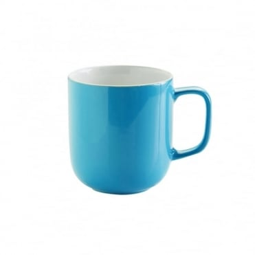 14oz Gloss Brights Blue Mug | Pack of 12