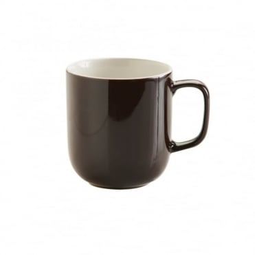 14oz Gloss Brown Rockingham Mug | Pack of 12