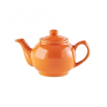 Brights Orange 2 Cup 16oz Teapot | Pack of 3