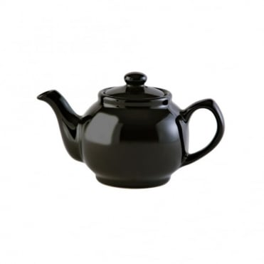 Black 2 Cup 16oz Teapot | Pack of 3