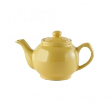 Brights Yellow 2 Cup 16oz Teapot | Pack of 3