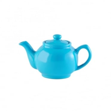 Brights Blue 2 Cup 16oz Teapot | Pack of 3