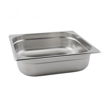 Stainless Steel Gastronorm Pan 2/3 - 354 x 325mm