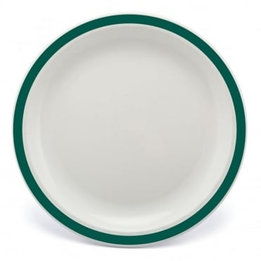 Racing Green Polycarbonate Duo 17cm Plate