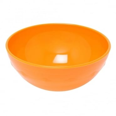 Orange Polycarbonate 10cm Bowl
