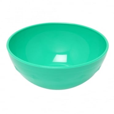 Emerald Green Polycarbonate 10cm Bowl