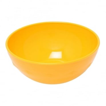 Yellow Polycarbonate 10cm Bowl