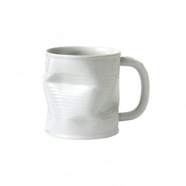 White Squashy Mug 220ml (Medium) | Pack of 6
