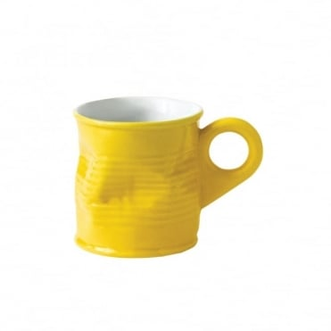 Yellow Squashy Espresso Mug 70ml (Small) | Pack of 6