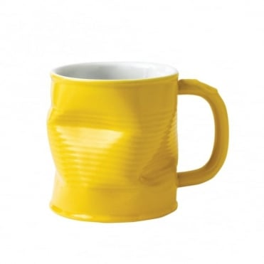 Yellow Squashy Mug 320ml (Large) | Pack of 6