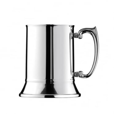Steel Drinking Tankard 450ml 16oz