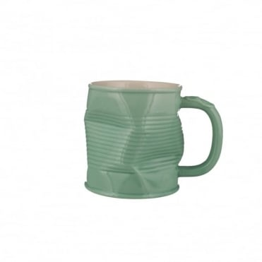 Pistachio Green Squashy Mug 320ml (Large) | Pack of 6