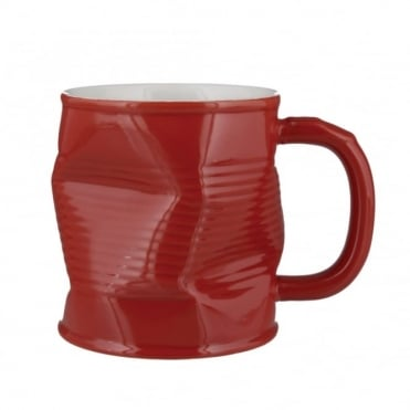 Red Squashy Mug 320ml (Large) | Pack of 6