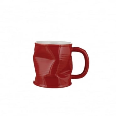 Red Squashy Mug 220ml (Medium) | Pack of 6