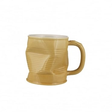Caramel Squashy Mug 320ml (Large) | Pack of 6