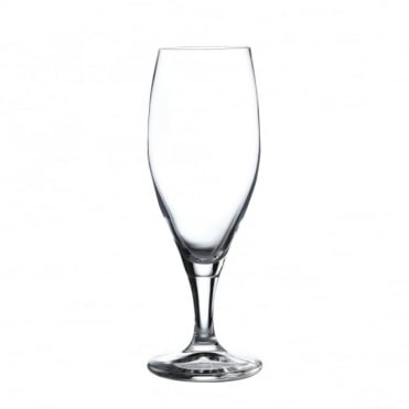 Iseklohn Crystal Stemmed Beer Glass 400ml | Pack of 6