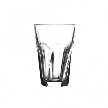Gibraltar Twist Beer Glass 290ml | CE Marked 1/2 Pint | Pack of 12
