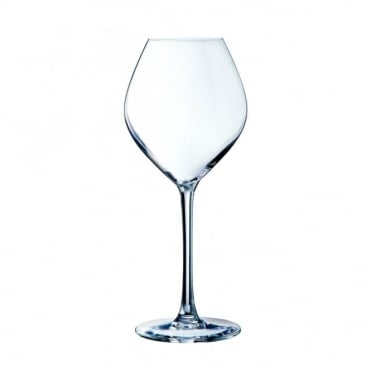 Grands Cepages Vin Blanc White Wine Glass 350ml 11.75oz | Pack of 6