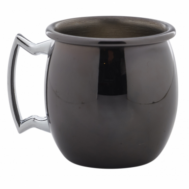 Gun Metal Mini Barrel Mug 60ml / 2oz