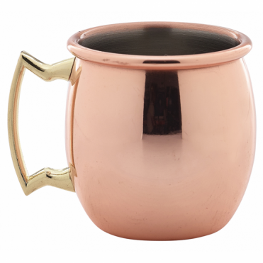 Copper Mini Barrel Mug 60ml / 2oz