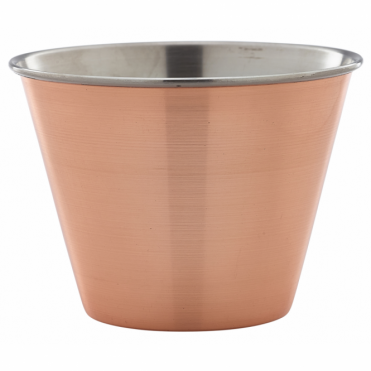 Plain Copper Ramekins 340ml 12oz