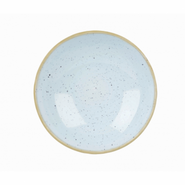 Stonecast Coupe Bowl 426ml 18.2cm - Duck Egg Blue | Pack of 12