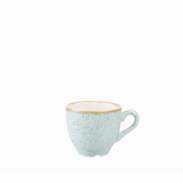 Stonecast Espresso Cup 100ml 3.5oz - Duck Egg Blue | Pack of 12