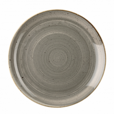 Stonecast Coupe Plate 28.8cm 11.25