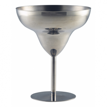 Stainless Steel Margarita Glass 300ml 10.5oz