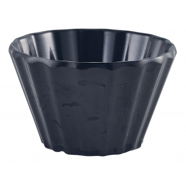 Black Cupcake Melamine Ramekins 45ml 1.5oz