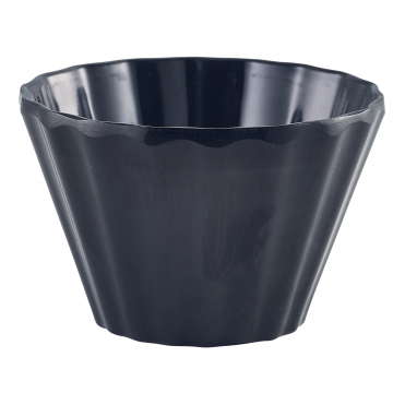 Black Cupcake Melamine Ramekins 90ml 3oz