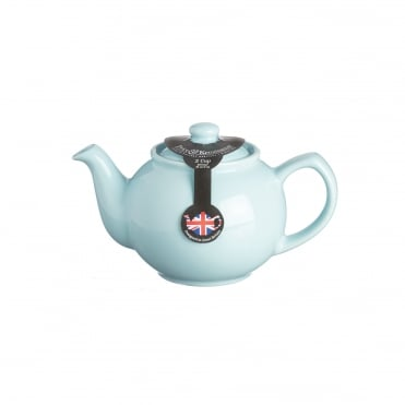 Pastel Blue 2 Cup Teapot | Pack of 3