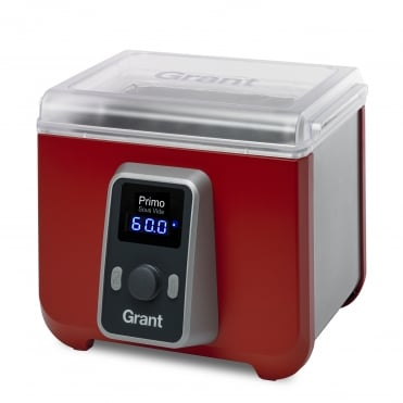 Primo - Red Sous Vide Water Bath (10 Litre)