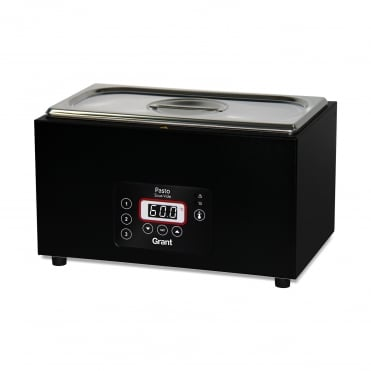 Pasto - Black Sous Vide Water Bath (5 Litre)