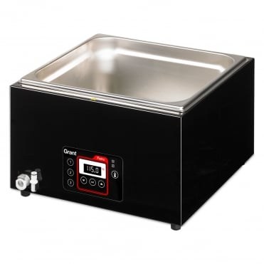 Pasto - Black Sous Vide Water Bath (12 Litre)