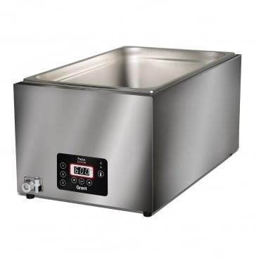Pasto - Stainless Steel Sous Vide Water Bath (12 Litre)